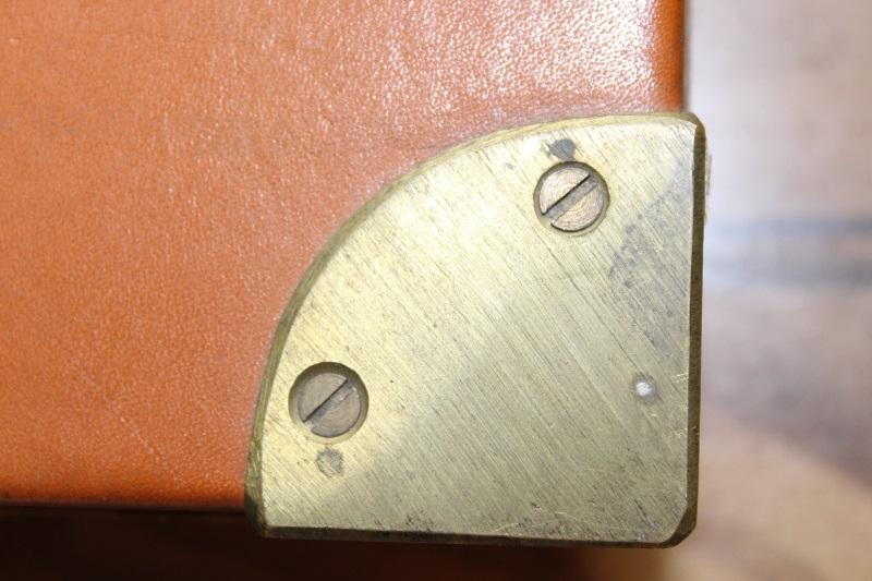10_Βαλίτσα από δρυ και δέρμα H&H κωδ.24