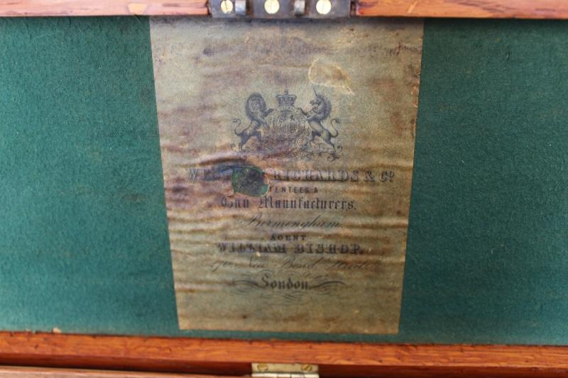 13_Δερμάτινη βαλίτσα όπλου κωδ.32