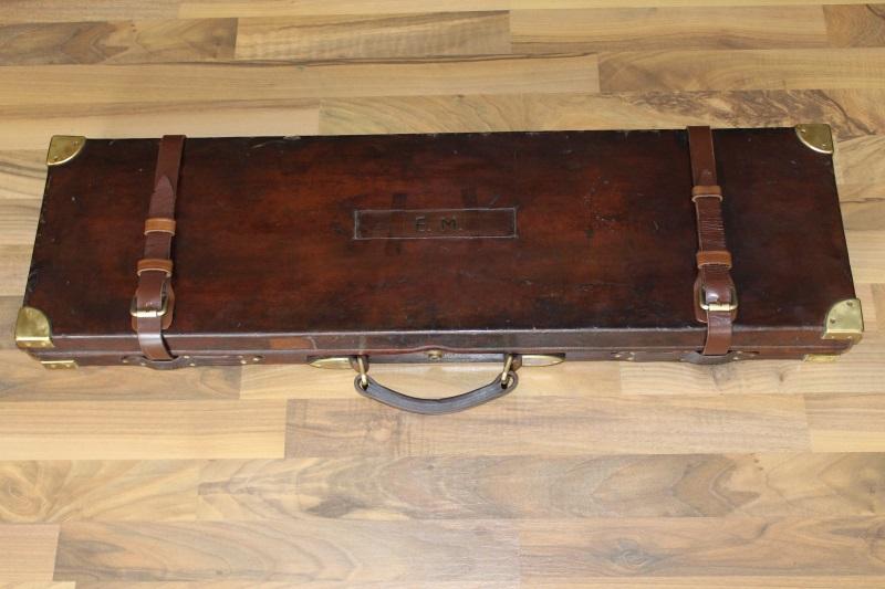 1_Δερμάτινη βαλίτσα όπλου Holland & Holland κωδ.42