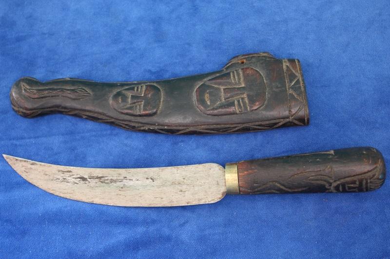 1_Ινδονησιακό μαχαίρι κωδ.125