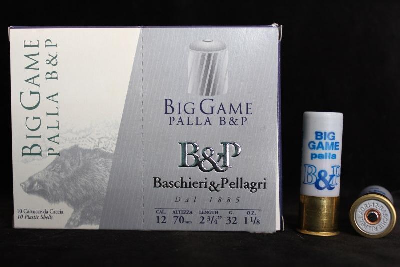 1_B&P Big Game Μονόβολα