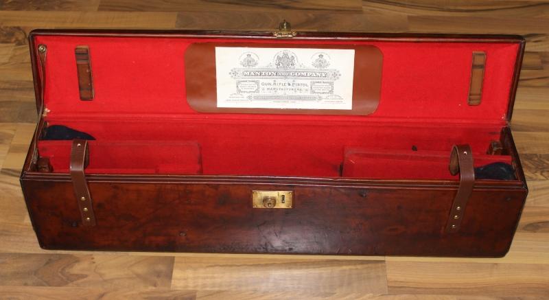 2_Δερμάτινη βαλίτσα για ζευγάρι δίκαννων κωδ.8