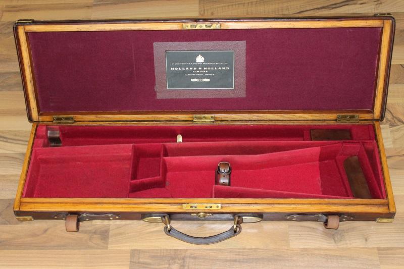 2_Δερμάτινη βαλίτσα όπλου Holland & Holland κωδ.42