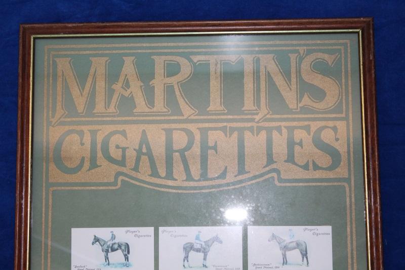 2_Κάδρο τσιγαρόχαρτων Martin's (ιππείς)