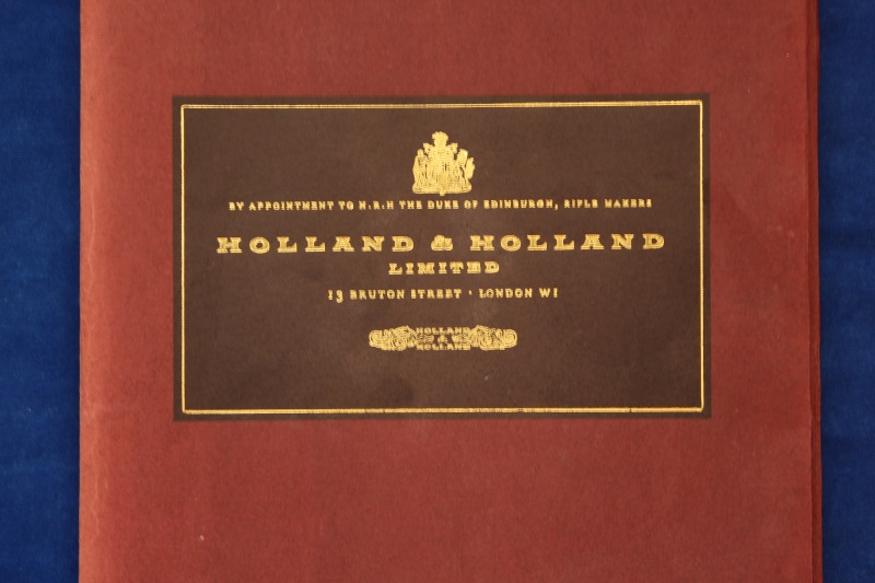 2_Folder Holland & Holland