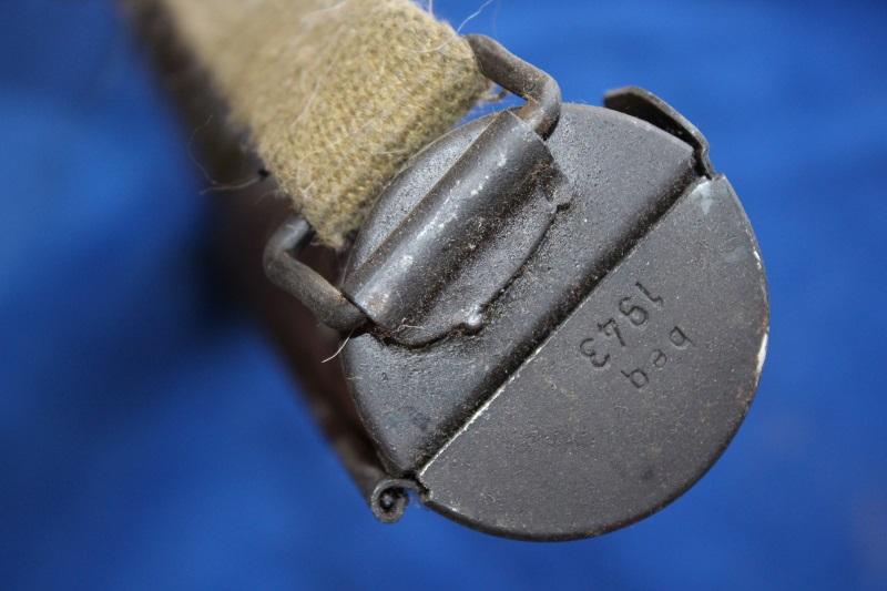3_Θήκη κάννης πολυβόλου MG34 του 1943