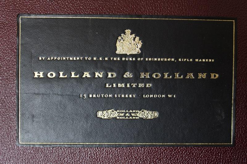 4_Δερμάτινη βαλίτσα όπλου Holland & Holland κωδ.42