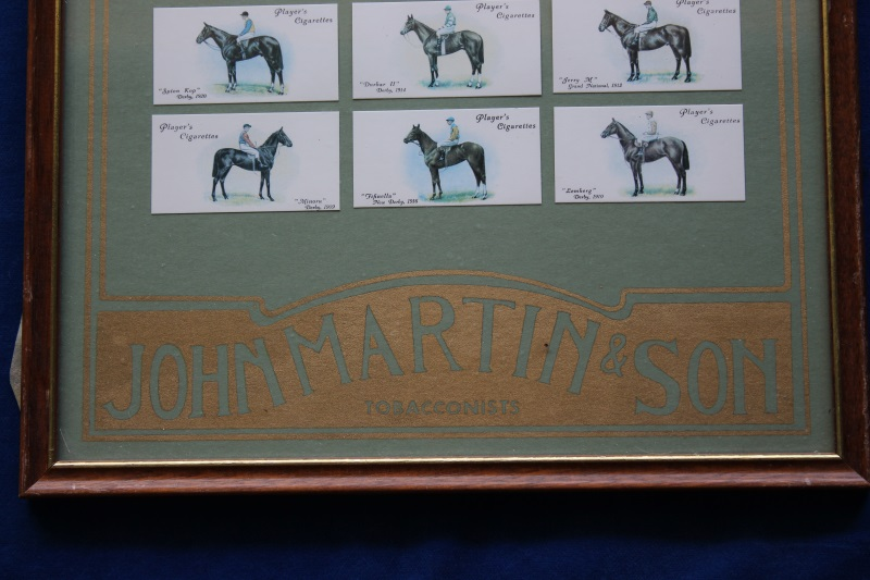 4_Κάδρο τσιγαρόχαρτων Martin's (ιππείς)