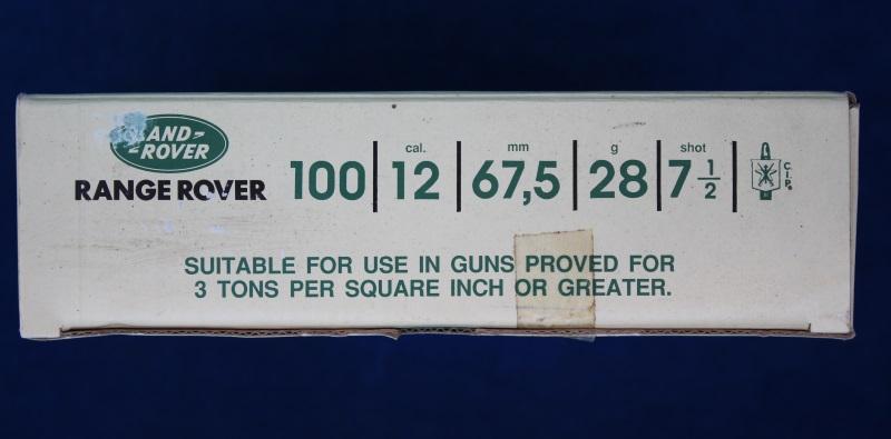 4_Συλλεκτικό κουτί 100 φυσιγγίων Land Rover