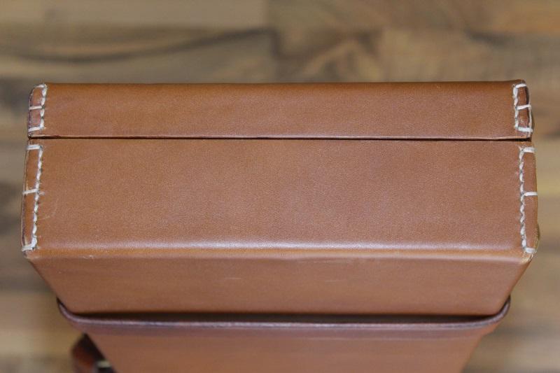 5_Δερμάτινη βαλίτσα όπλου κωδ.32