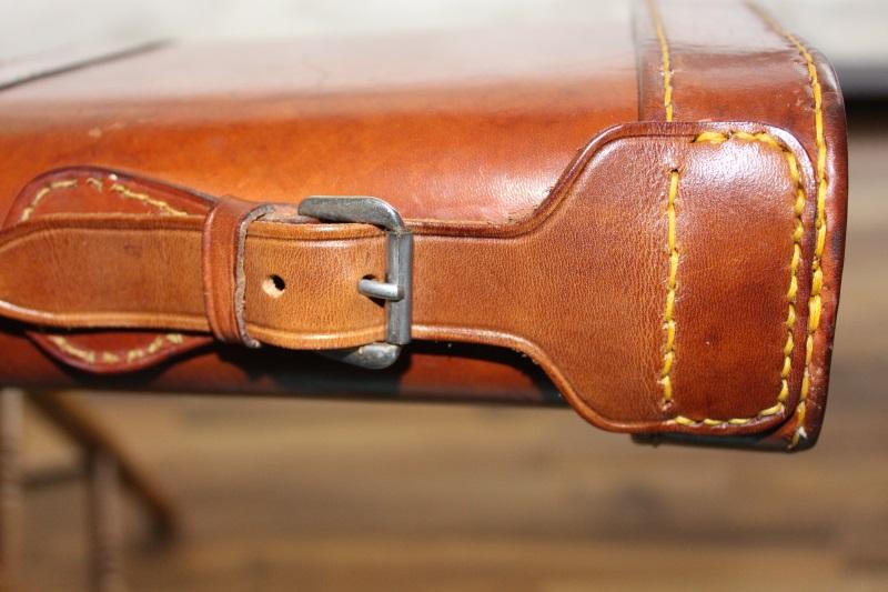 5_Δερμάτινη θήκη όπλου πόδι αρνιού κωδ.9