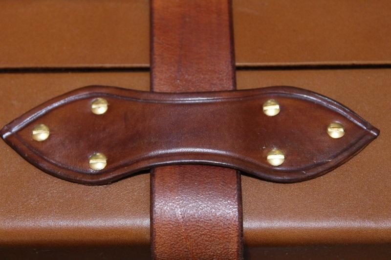 6_Δερμάτινη βαλίτσα όπλου κωδ.32