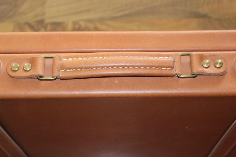 6_Διπλή δερμάτινη βαλίτσα κωδ.21