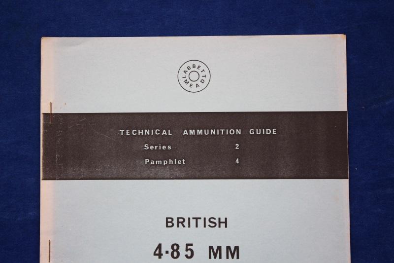 6_Οκτώ εγχειρίδια πυρομαχικών τυφεκίων
