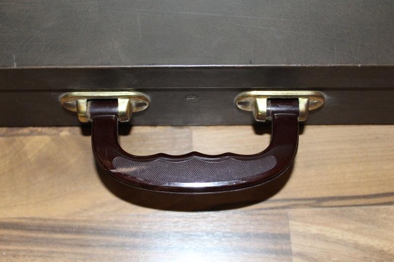 7_Βαλίτσα όπλου από δερματίνη κωδ.12