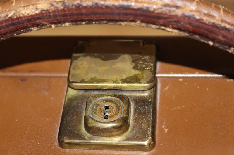 7_Βαλίτσα όπλου από δερματίνη κωδ.33