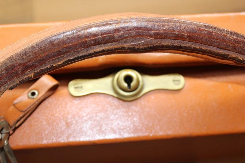 8_Βαλίτσα από δρυ και δέρμα H&H κωδ.24