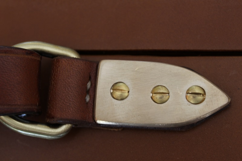 8_Δερμάτινη βαλίτσα όπλου κωδ.32