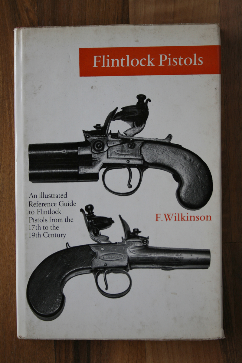 1Flintlockpistolskod.14